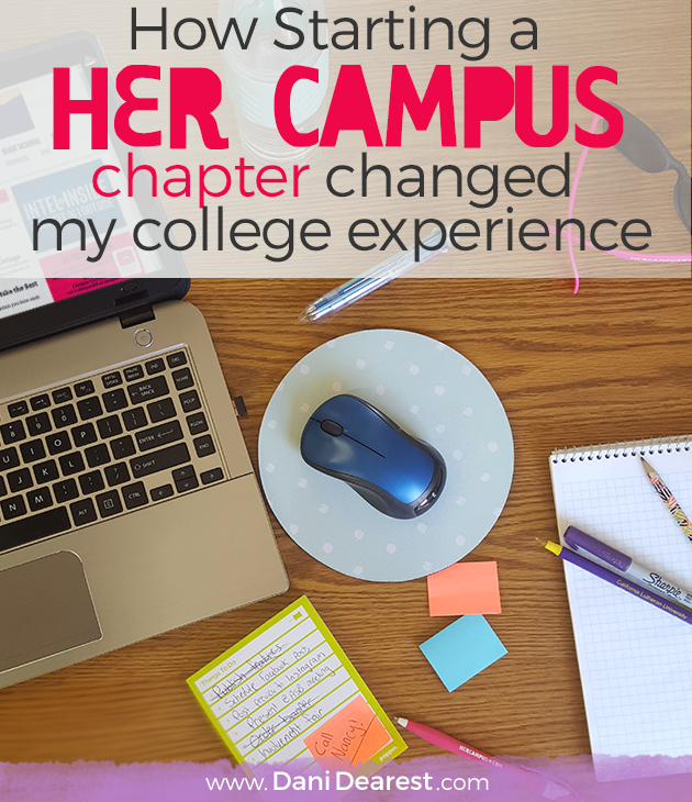 How starting a Her Campus chapter at my University changed my college experience. What I learned, what I gained, and what I discovered about myself along the way. #HCXO