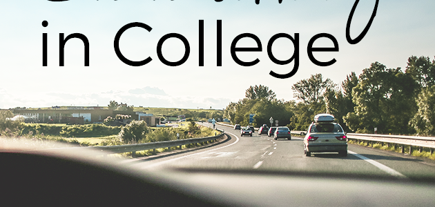 Tips for Commuter Students in College