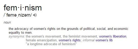 feminsim_definition