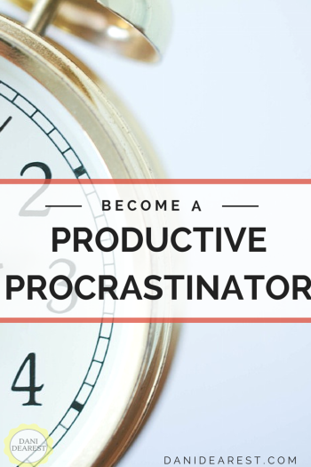 Are you procrastinating right now? Do some of these 15 things to make it productive! #procrastinating #college #work http://Danidearest.com/