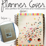 Creating a Planner Cover