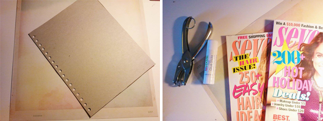 Make Your Own Notebook Cover