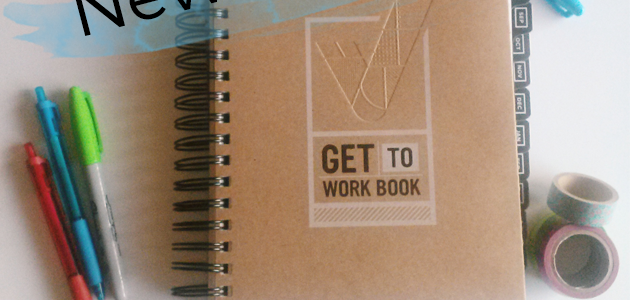 Get To Work Book: First Impressions