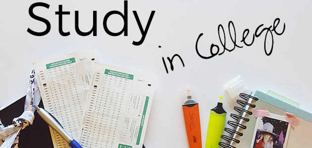 Pushing Past Academic Plateaus: How to Study in College