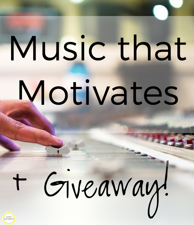 Music that motivates: Perfect playlists for every occasion to inspire and improve productivity! + Enter to win the giveaway for a new Lenovo™ 500 Bluetooth® Speaker!