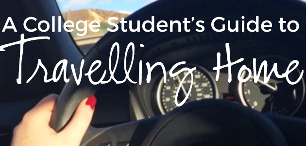 Guest Post: A College Student's Guide to Travelling Home