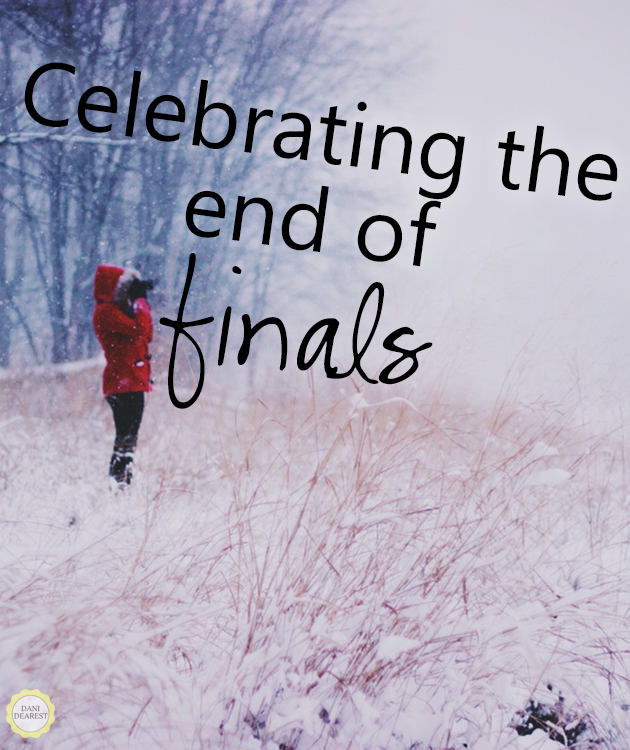 Check out the creative ways these college students are celebrating the end of their finals! Relax and enjoy the break.