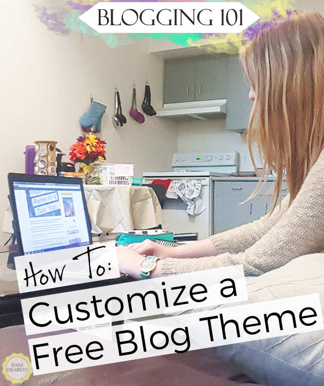 7 simple ways to customize a free blog theme, without spending any money!