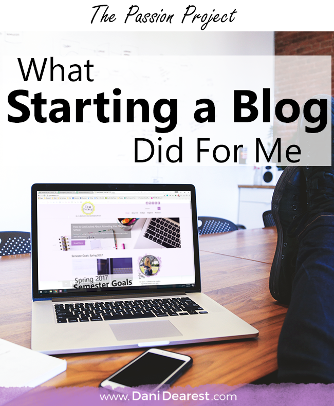 What starting a blog in college did for me! Perks of starting a college blog, perks of blogging, blogging in college, college blogging, millennial blog #BlogTips