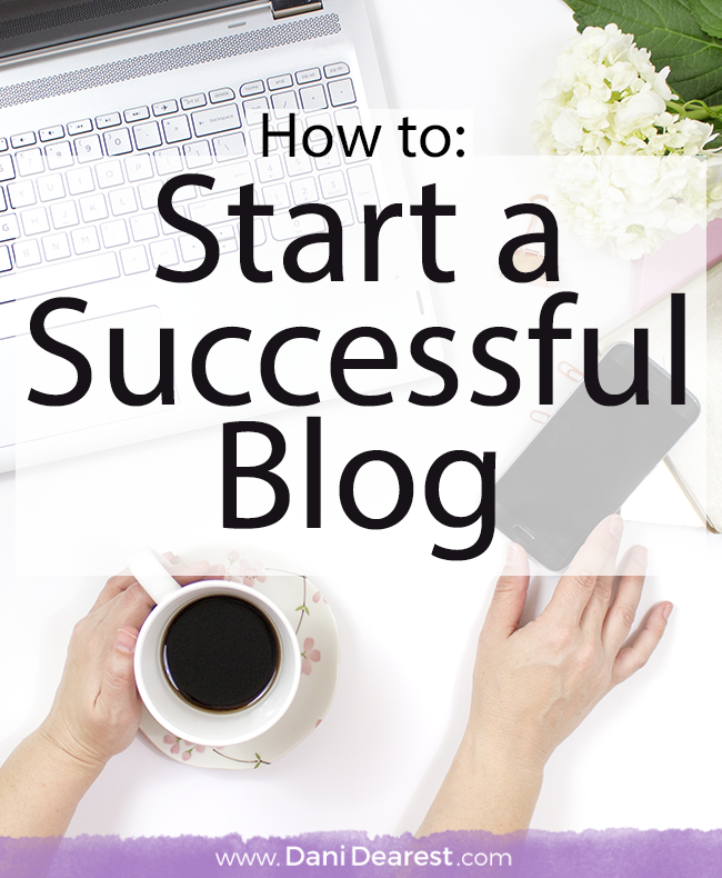 How to Start a Successful Blog - Step one: Getting started. Pick the perfect name, narrow down your niche, get hosting, pick a theme, customize a free theme, and get going!