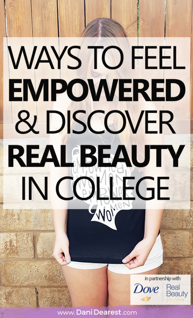 How you can discover your real beauty in college - 5 tips!
