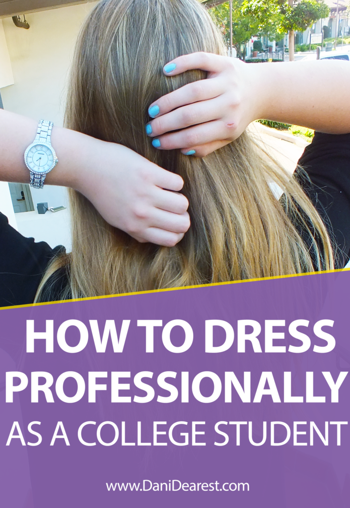 9 professional outfit staples for college students