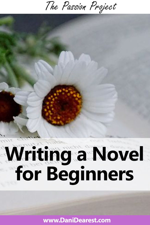 Looking to start writing books, but don't know where to start! Read this advice from an experienced and published author on writing a novel for beginners!