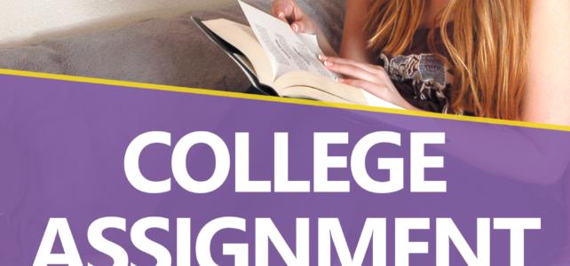 The Assignment Calendar Method: College Class Organization